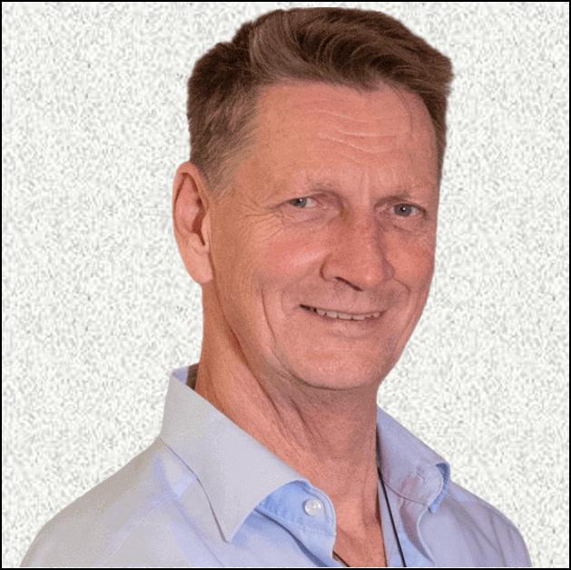 Speaker - Uwe D. Natterer