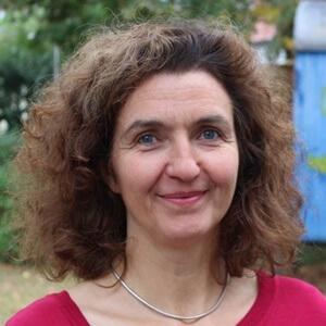 Speaker - Ute Jungnick