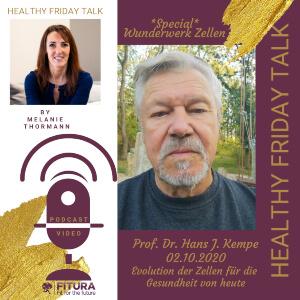Speaker - Healthy Friday TEIL 1
